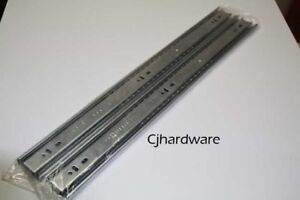NEW DRAWER RUNNER 500MM SLIDE HEAVY DUTY (1 PAIR )- FULLY EXTENDED 1000mm