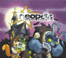NEOPETS TCG Haunted Woods 36 BOOSTER PACKS LOT = BOX code cards!