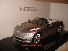 NOREV RENAULT CONCEPT CAR NEPTA SALON DE PARIS 2006 au 1/43°