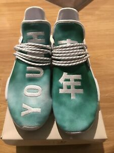 low priced 80f2d a5db6 Details about Adidas Pharrell Williams NMD Human Race
