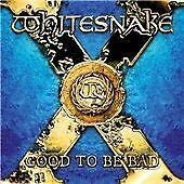 Whitesnake - Good To Be Bad (Limited Edition Box) (2CD) - Whitesnake CD ROVG The