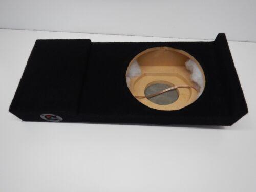 2014 to 2016 Chevy Silverado Crewcab Subwoofer Enclosure Speaker Box 12 Tan Grey