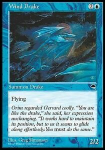 4x-Drake-of-the-Wind-Wind-Drake-MTG-MAGIC-Tem-Tempest-Eng-Ita