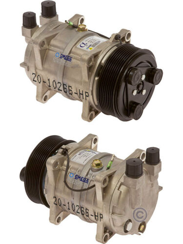 Suttle Buses All With Zexel TM16 TM-16 8grvs 502209A New AC A//C Compressor Fits