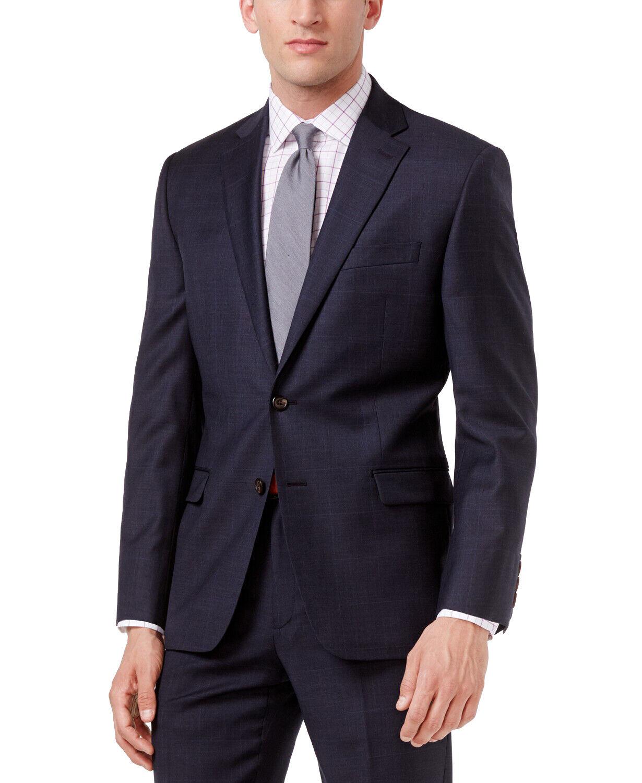 Lauren Ralph Lauren Hombre Ultra Flex Traje chaqueta Tamaño 44  X-Largo Nuevo Con Etiquetas Azul Marino  hasta un 70% de descuento