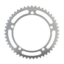 Origin8 Classic Chainring Track Fixed Gear 144mm X 50t 5-bolt 1//8 Silver for sale online