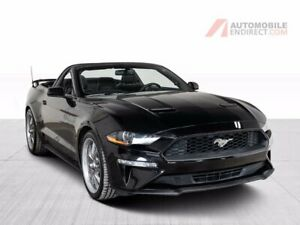 2018 Ford Mustang Convertible A/C Mags Caméra Bluetooth