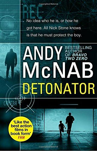1 of 1 - Detonator: (Nick Stone Thriller 17) By Andy McNab. 9780552170932