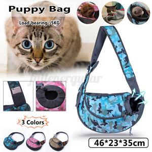 Pet-Dog-Cat-Puppy-Carrier-Mesh-Comfort-Travel-Tote-Sling-Backpack-Shoulder-Bag