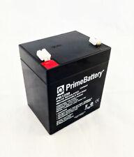 Universal Power Group 12V 5AH Replacement Craftsman Garage door opener model 53918 CHARGER