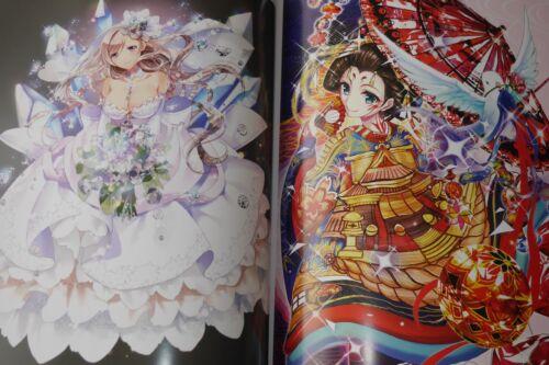 JAPAN WIXOSS Art Material II Art Book