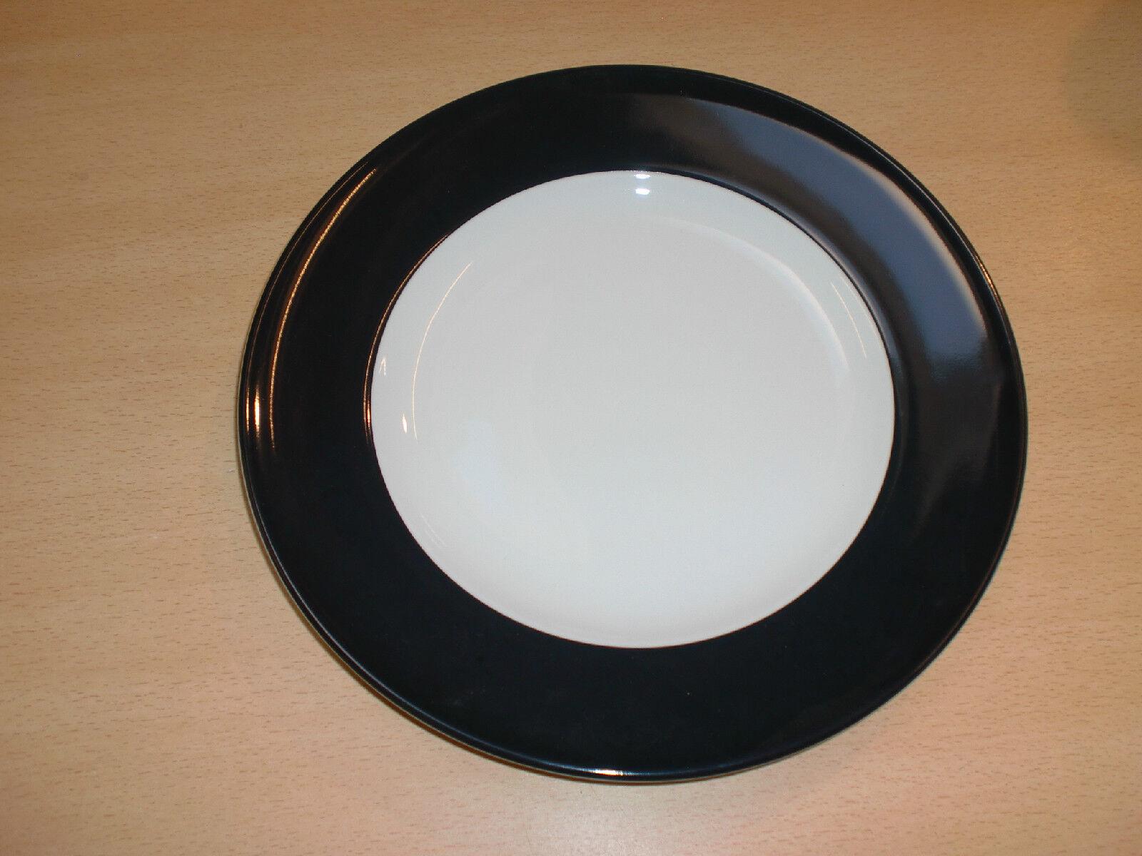 Dibbern Solid Farbe Farbe Farbe   Teller flach 26 cm marine  | Realistisch  d6a16c