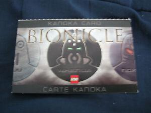 Lego-Bionicle-Metru-Nui-Carte-Kanoka-Collectible-Card