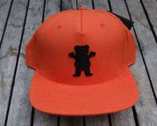 9c30fb1f item 6 NEW RHTGRZ-125 GRIZZLY GRIPTAPE SKATE TOPOGRAPHY OG BEAR ORANGE MENS  HAT -NEW RHTGRZ-125 GRIZZLY GRIPTAPE SKATE TOPOGRAPHY OG BEAR ORANGE MENS  HAT