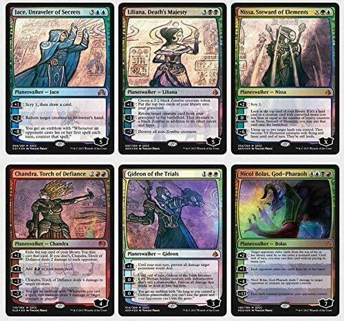 SDCC 2017 MTG Magic The Gathering 2017 Planeswalker Pack Convention Exclusive