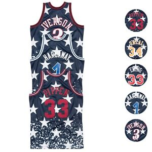 Mitchell   Ness 4th of July Limited Edition Swingman Jersey ... f0b3d1bf4