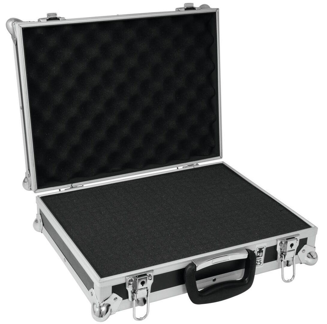 Werkzeug Koffer GR 5 FOAM 40x32x13 cm Transport Montage Case Raster Schaumstoff