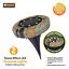 8-LED-Solar-Power-Flat-Buried-Light-In-Ground-Lamp-Outdoor-Path-Garden-Decor-UK thumbnail 3
