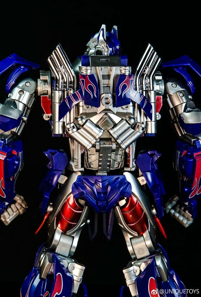 Unique Toys UT  robot Optimus prime. R-02 alloy MPM class op  nouveau  style  différentes tailles