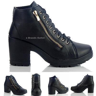 Womens Size 3 Black 693 Ladies Designer Boots