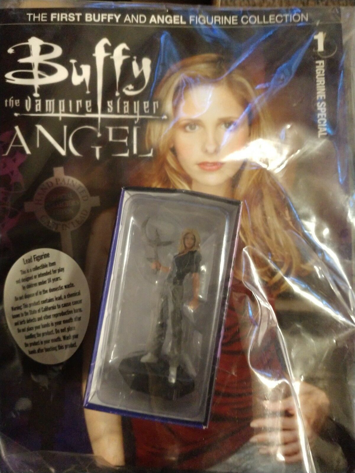 Buffy the Vampire Slayer  Buffy  1 FIGURINE SPECIAL Eaglemoss (2009) Lead New