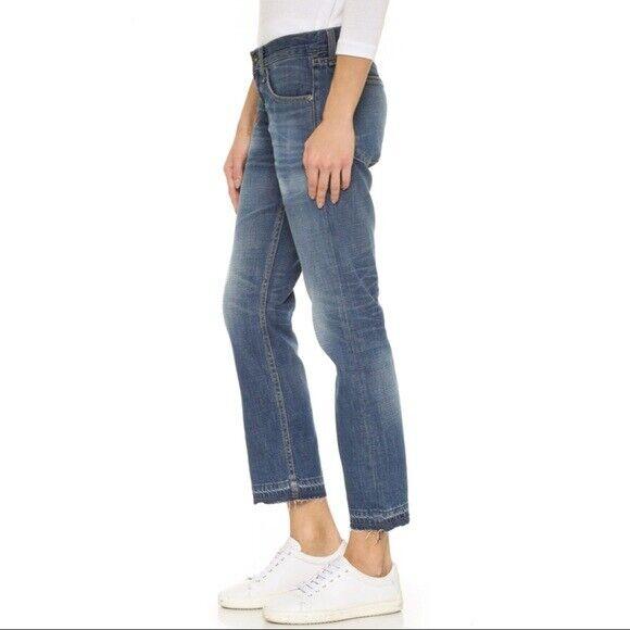 Rag & Bone Boyfriend Jeans In Langley Wash Sz 25 Retail