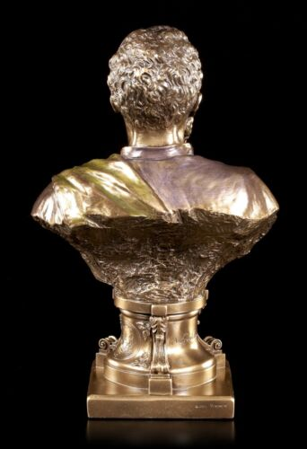 Michelangelo Buonarroti buste-Personnage Veronese Statue Bronze