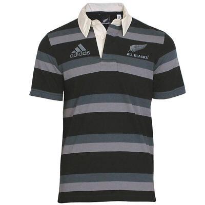 adidas Shirt Poloshirt All Blacks Polo [S XXL] Kurzarm