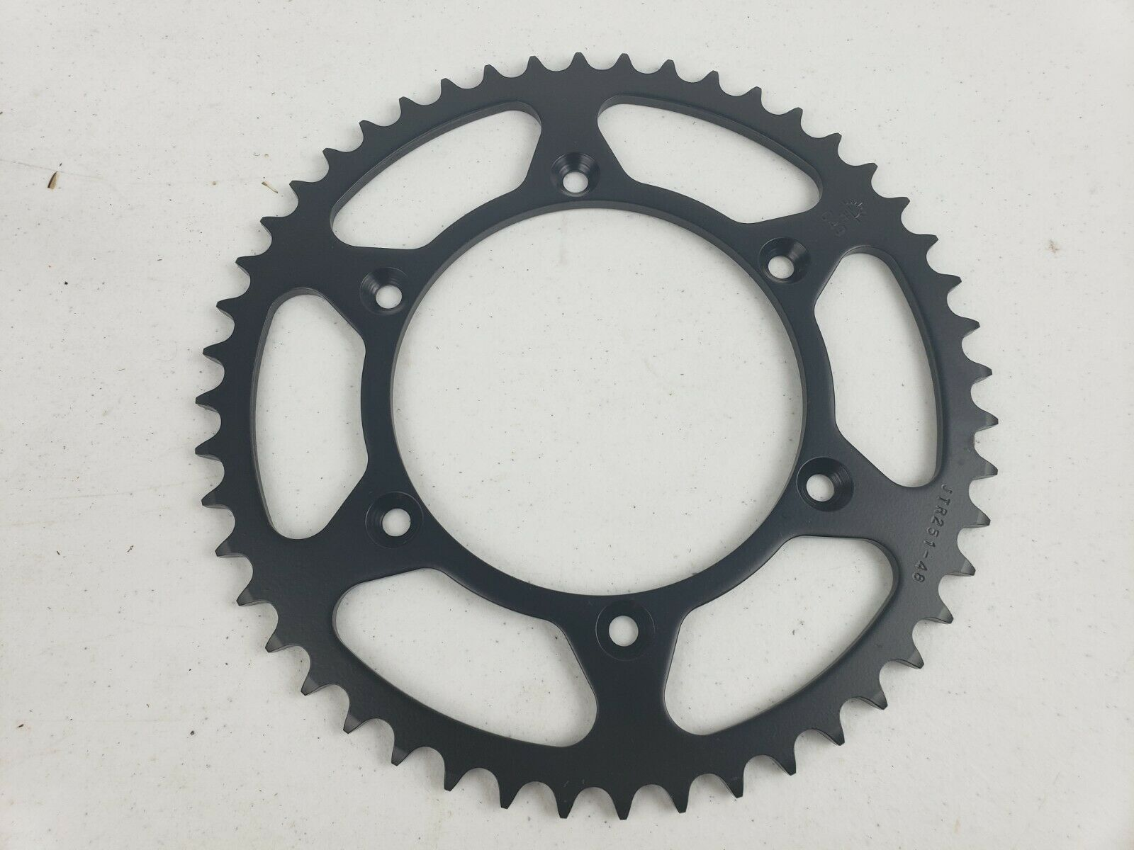 JT 520 Pitch 48 Tooth Rear Sprocket JTR251.48 for Yamaha