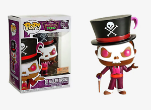 Funko Pop  Dr. Facilier (Masked) Chase Hot Box Lunch Exclusive