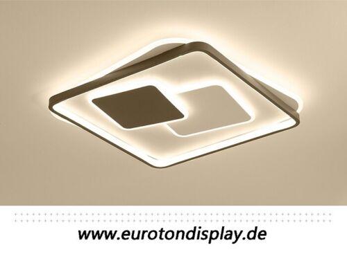 Couleur de la Lumière Luminosité imposables 9643-fx Télécommande Bon état DEL plafond éclairage