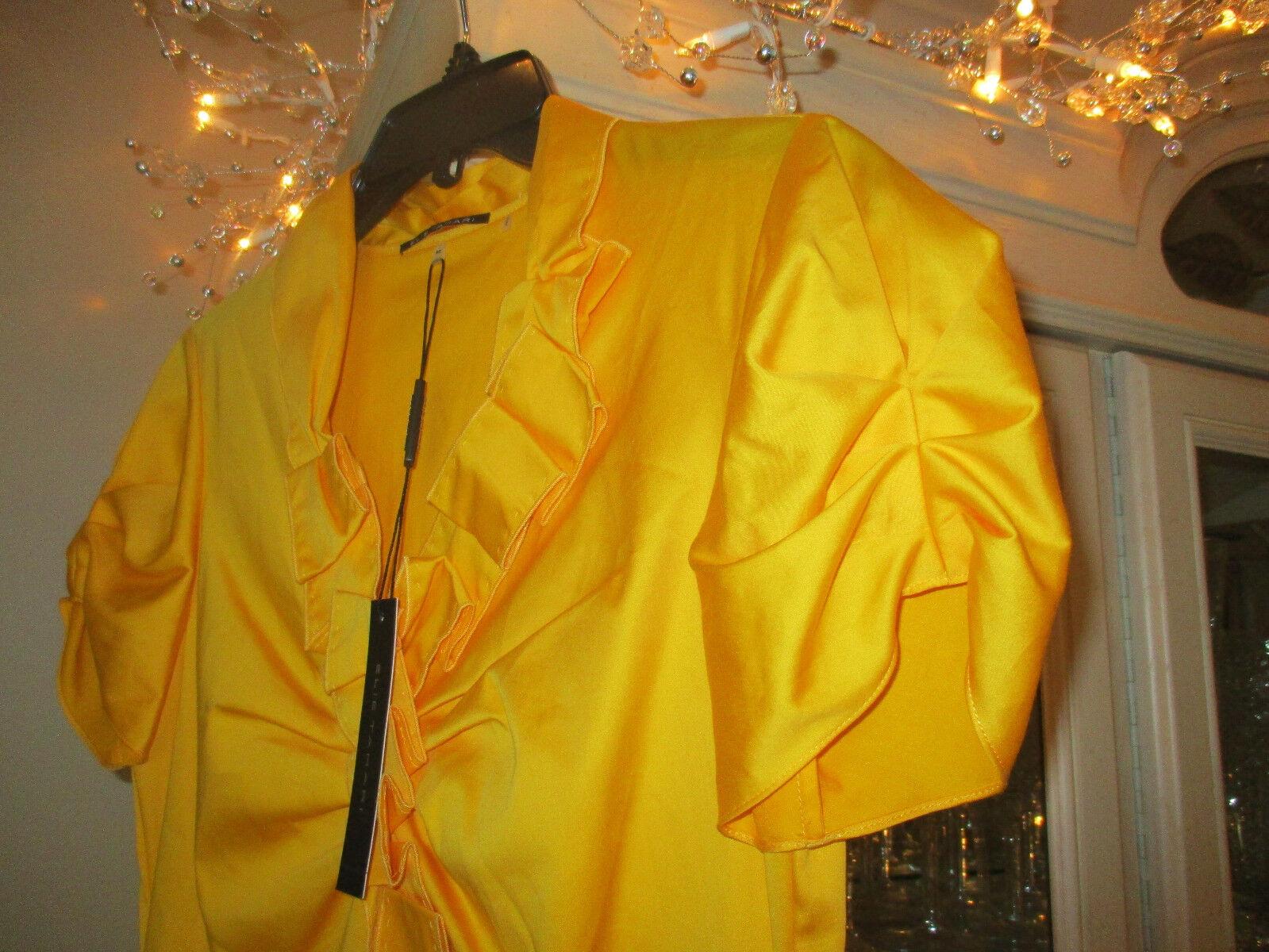 ELIE TAHARI BEESWAX BEESWAX BEESWAX COLOR LINDY DRESS   NWT  278 d46f9b