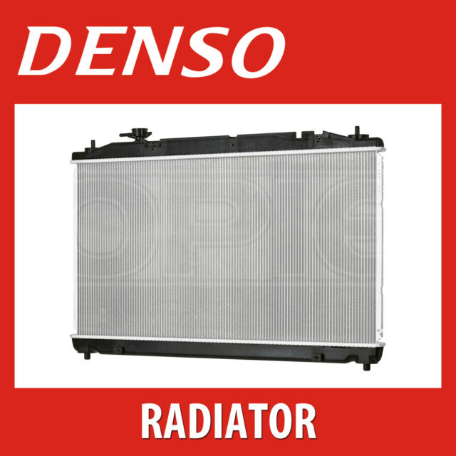 DENSO Radiator - DRM12001 - Engine Cooling Part - Genuine DENSO OE Part