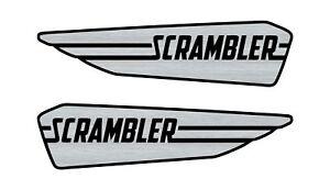 2-Logos-adhesifs-graves-SCRAMBLER-10cm-x-2-5cm-epaisseur-1mm