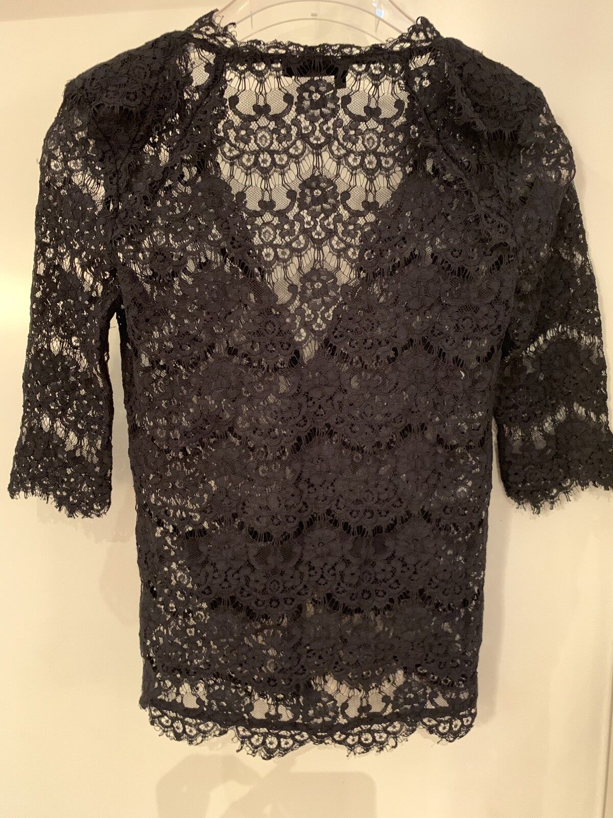 The Kooples Lace Top S