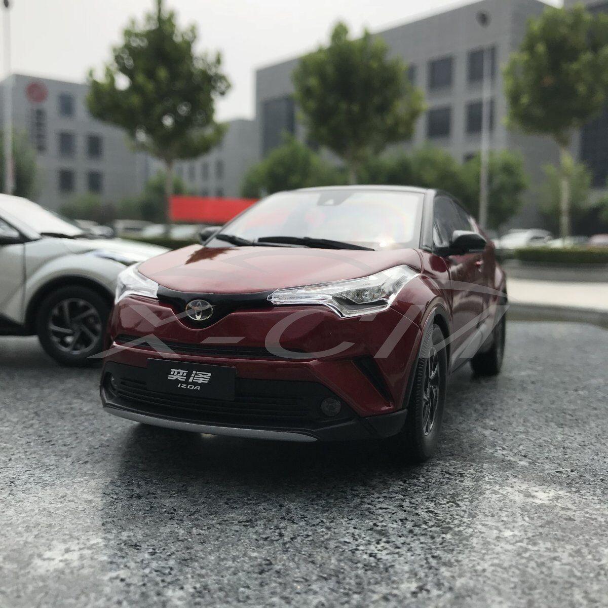 Diecast Car Model Toyota IZOA Izoa 1 18 (Red) + GIFT