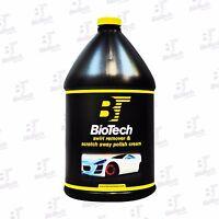 Swirl Remover & Scratch Away Polish Cream Bio-tech 128 Oz (1 Gallon)