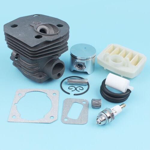 44mm Cylinder Piston Air Filter Gasket Kit for HUSQVARNA 340 345 350 346 351 353