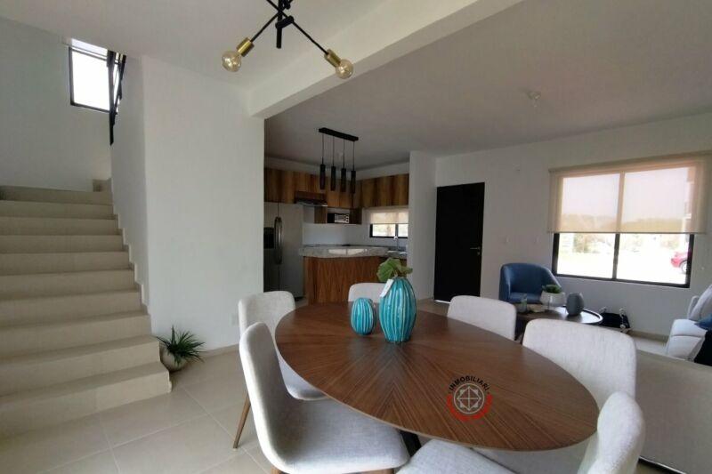 Residencia en venta Conkal Mérida