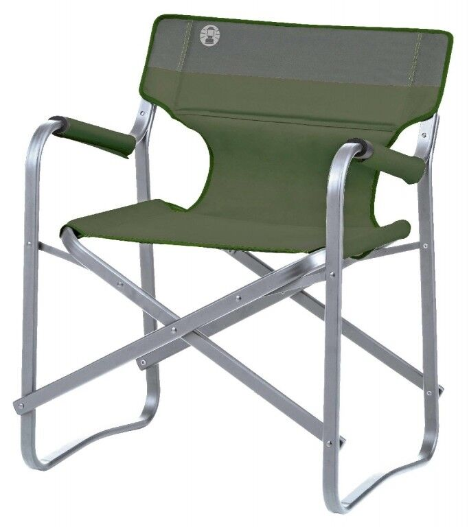 Coleman Sedia da campeggio Deck Chair verde SEDIA PIEGHEVOLE