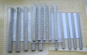 1 pcs Diamond honing bar Metal bond from 100 to 35 mm.