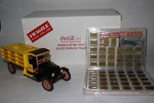 Danbury Mint 1927 Coca Cola Truck New with Original Box, Cargo, Title