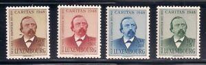 Luxembourg-1948-Sc-B147-50-MNH-42783
