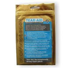 Tear Aid Reparaturset Typ A  (nicht für Vinyl, PVC) Kleber Pad Tape Reparatur
