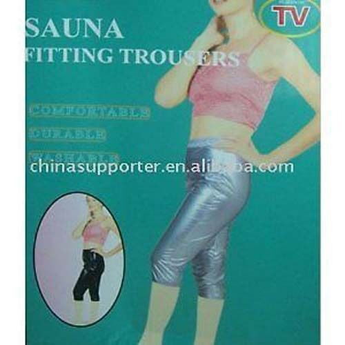 Sauna slimming Fitting Trousers Pants for sports
