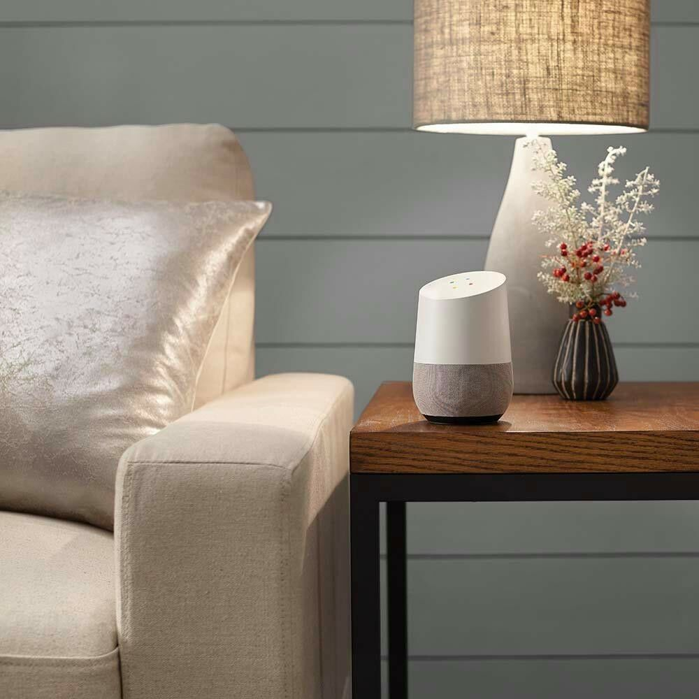 Google Home device,you can have your own personal assistant.