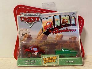Disney Pixar The World of Cars Radiator Springs Lightning Ramone New