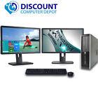 HP 6005 Pro Desktop Computer PC AMD 2.8GHz 4GB 500GB Dual 17