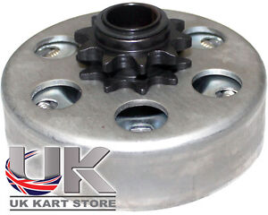 "Max-Torque 10t 1/2"" 420 Pitch Centrifugal Clutch UK KART STORE 5056020116905"