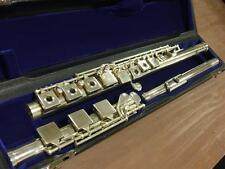 Lopatin SquareONE Flute. Sterling silver. Revolutionary!